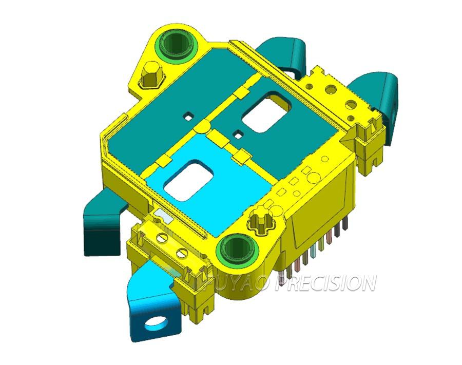 Precision Injection Mould